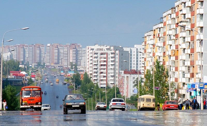 Основная конструкция транспортных артерий города Усть-Илимск создана и функ